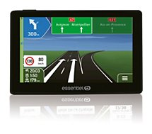 GPS Essentielb  Easy Road-501 + Housse + Chargeur