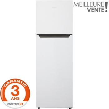 réfrigérateur 2 portes essentielb erdv165-55b1