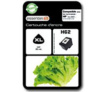 Cartouche d'encre Essentielb  H62XL Noir Série Salade