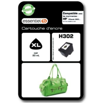 Essentielb H302XL Noir Série Sac à mains
