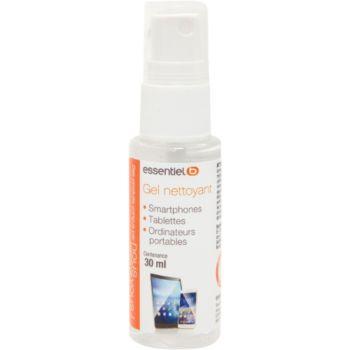 Essentielb Spray gel 30ml+chamoisine