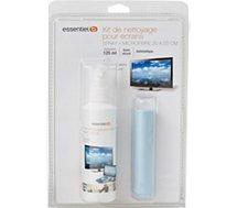Kit de nettoyage Essentielb  spray 125ml+micro fibre 20x20cm