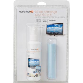 Essentielb spray 125ml+micro fibre 20x20cm