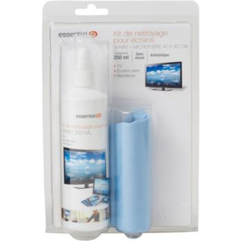 Essentielb spray 250ml+micro fibre 20x20cm