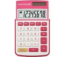 Calculatrice standard Essentielb EC-8 Rose
