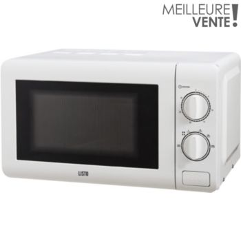 listo mom l7 micro ondes boulanger. Black Bedroom Furniture Sets. Home Design Ideas