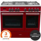 Piano de cuisson mixte Essentielb EMCG 924r