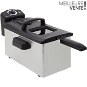 Friteuse semi-professionnelle Essentielb EFP43 Crousty