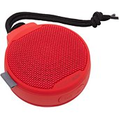 Enceinte Bluetooth Oglo# Loops Mini rouge