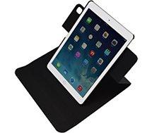 Etui Essentielb iPad Pro 12.9' 2017 rotatif noir