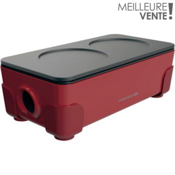 Essentielb Duo multiplug Rouge