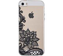 Coque Essentielb iPhone 5S/SE souple dentelle