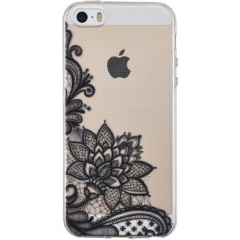 Essentielb iPhone 5S/SE souple dentelle