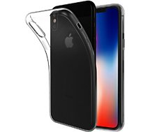 Coque Essentielb  iPhone X/Xs Souple transparent