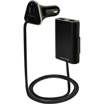 Essentielb 4 USB + Station déportée 9.6A