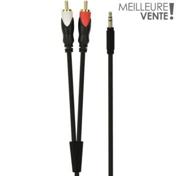 Essentielb J3,5 mm/RCA - 1,5M
