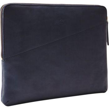 Adeqwat 10-12'' cuir bleu