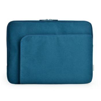 Essentielb Pocket 10-12'' coton bleu
