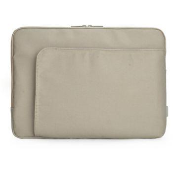 Essentielb Pocket 15-16'' coton beige