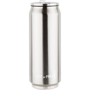 Essentielb 50 cl gris métallique