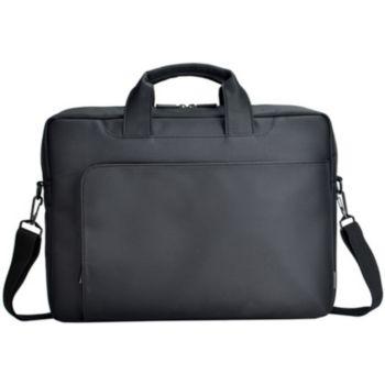 sacoche essentielb pocket 13-14' noir/bleu