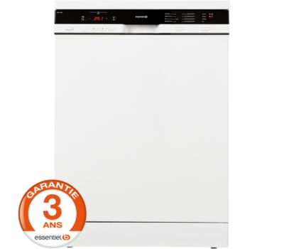 Lave vaisselle 60 cm Essentielb ELV3-456b