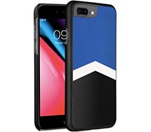 Coque Adeqwat iPhone 6/7/8+ Logo Bleu