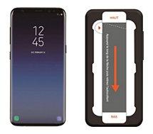 Protège écran Essentielb  Samsung S9 Verre trempé intégral