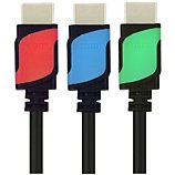 Câble HDMI Essentielb 5M Bicolor 1.4