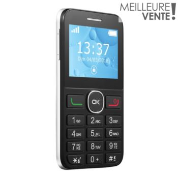 téléphone portable essentielb facili'phone v2