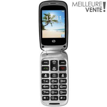 téléphone portable essentielb facili clap