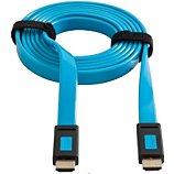 Câble HDMI Essentielb  Plat 2M Bleu