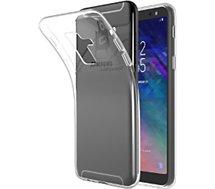 Coque Essentielb Samsung A6+ Souple transparent
