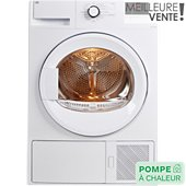 Sèche linge pompe à chaleur Essentielb ESL-HP8D5