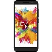 Smartphone Essentielb HEYou 1 noir