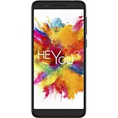 Smartphone Essentielb HEYou 3 noir