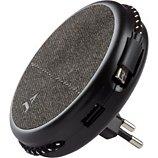 Chargeur secteur Adeqwat  Magnétique noir-cable micro USB intégré
