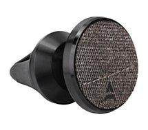 Support smartphone Adeqwat  Voiture grille d'aération noir