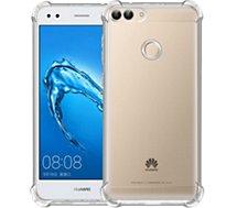 Coque Essentielb Huawei Psmart anti choc transparente