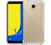 Coque Essentielb Samsung J6 anti choc transparentte