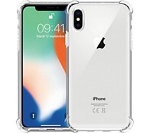 Coque Essentielb iPhone X / Xs anti choc transparente