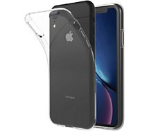 Coque Essentielb iPhone Xr Souple transparent