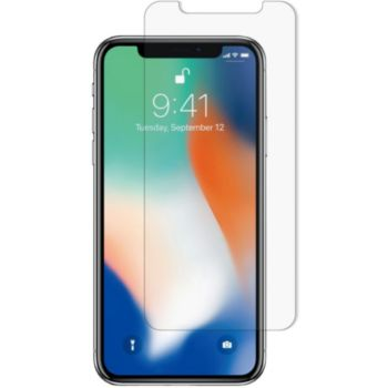 coque transparente iphone xr verre trempe
