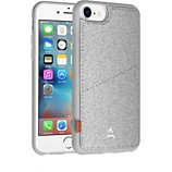 Coque Adeqwat  iPhone 7/8 Porte-carte Aimantée gris