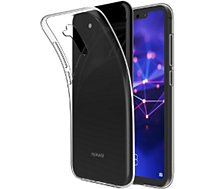 Coque Essentielb Huawei Mate 20 Lite Souple transparent