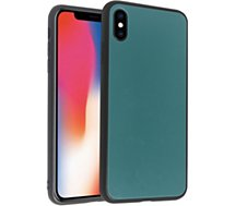 Coque Essentielb  iPhone X/Xs Acrylique vert