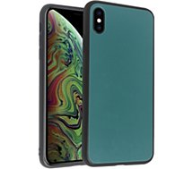 Coque Essentielb  iPhone Xs Max Acrylique vert