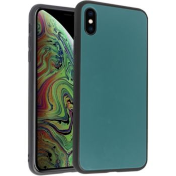 Essentielb iPhone Xs Max Acrylique vert
