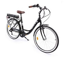 Vélo à assistance électrique Wayscral  EASYWAY E100 Noir