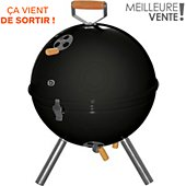 Barbecue charbon Essentielb EBCM 2 Little sphere black